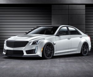 Hennessey 2016 CTS-V to Produce 1000hp