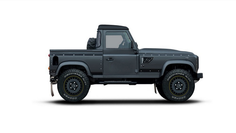 Kahn Design Flying Huntsman 105 Pickup
