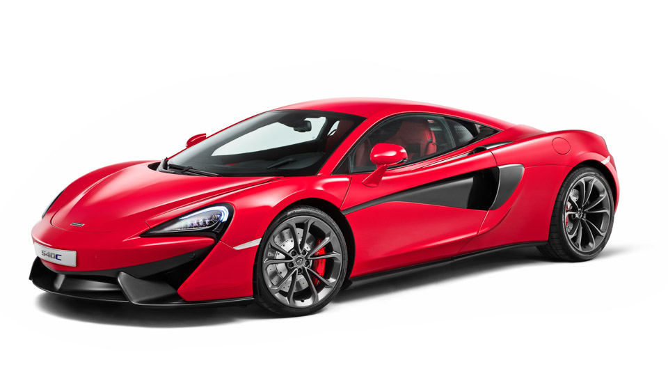 The 540C Makes McLaren More Attainable