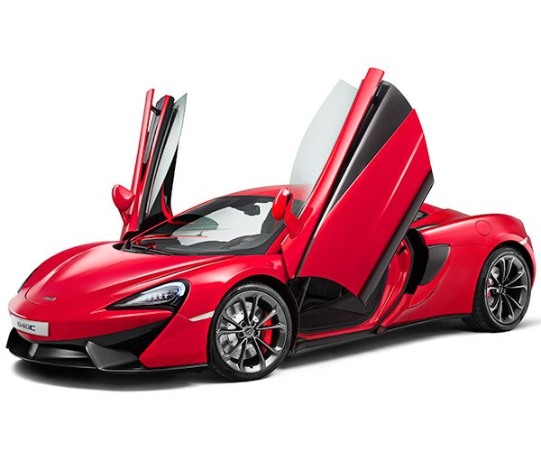 The 540C Makes McLaren More Attainable