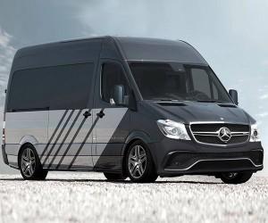 Who Wants a Mercedes Sprinter63 AMG?