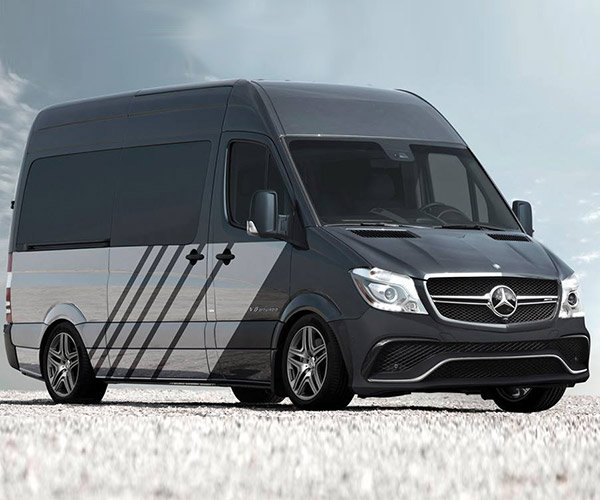 Who Wants a Mercedes Sprinter63 AMG?