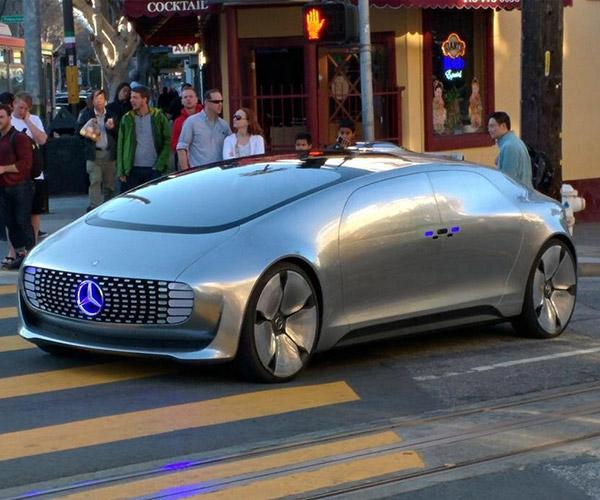Autonomous Cars Could Increase Motion Sickness