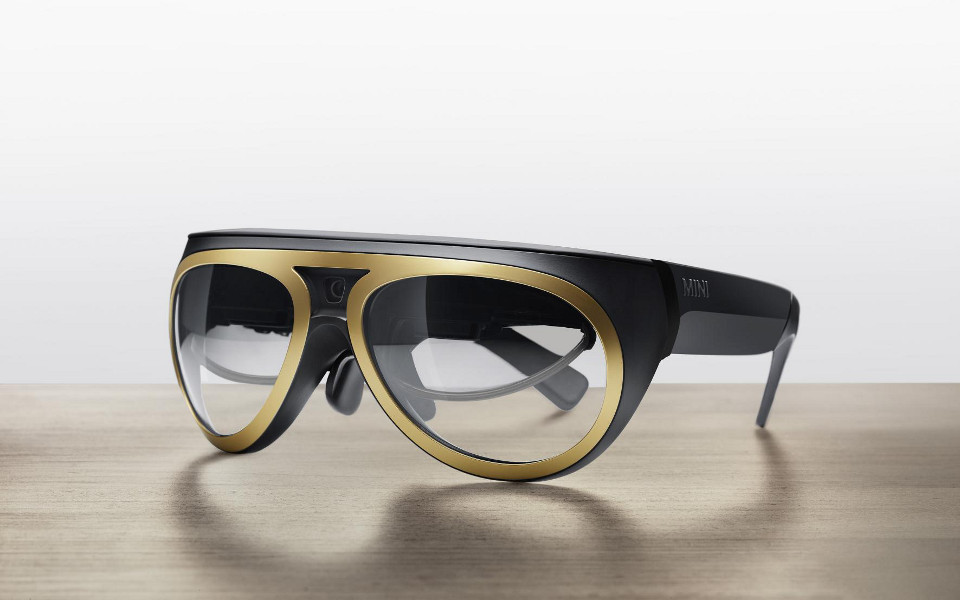 Mini's Augmented Reality Steampunk Cosplay Eyewear