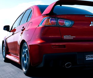 Mitsubishi Lancer Evo X Final Edition Won't Come to the US