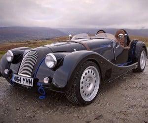 XCAR Drives the Morgan Plus 8 Speedster