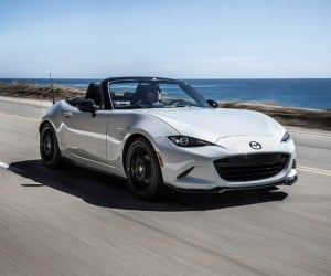 2015 Mazda MX-5 Club Adds the Goodies Drivers Want