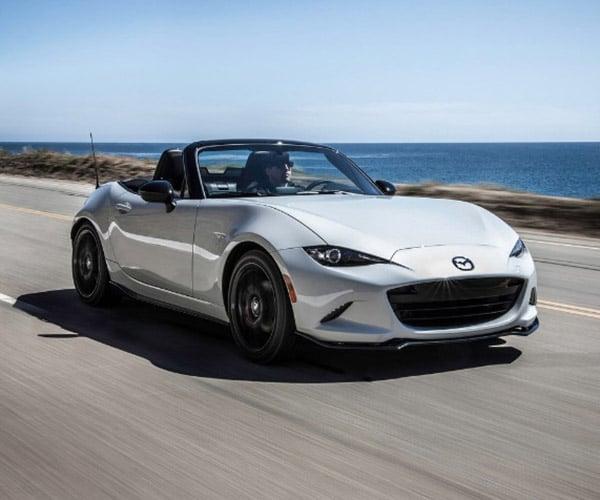 2015 Mazda MX-5 Club Adds the Goodies Drivers Want