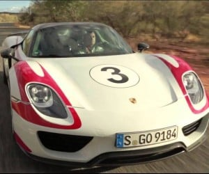The Porsche 918 Spyder Proves Its Top Speed