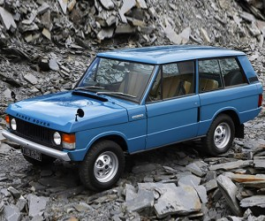 Land Rover Heritage Division Stocks Parts for Old Off-roaders
