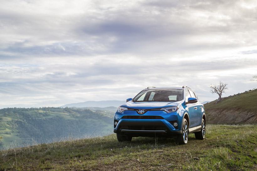 Toyota RAV4 Hybrid: More Efficient, More Power