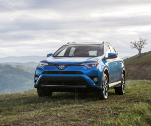 Toyota RAV4 Hybrid: More Efficient, More Power