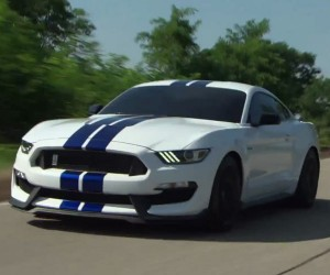 Watch Ford Test the New Shelby GT350 at VIR