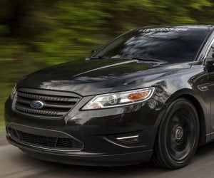 550hp Ford Taurus SHO is an Awesome Sleeper