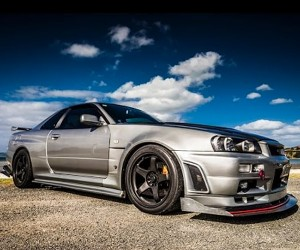 Nissan Skyline GT-R Makes 1000hp: Fast & Furious IRL
