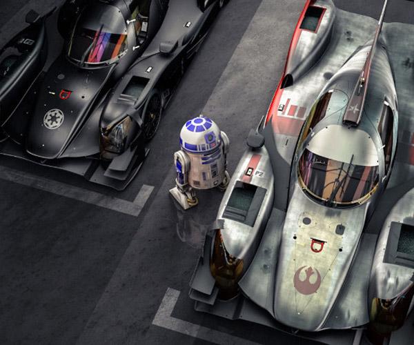 ORECA Designed Some Awesome Star Wars Liveries