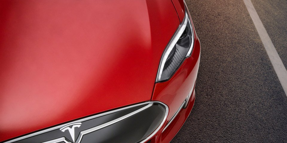 Tesla Model S 70D Rocks AWD, 0-to-60 in 5.2