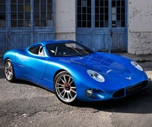 Toroidion 1MW Electric Concept Packs 1,341HP