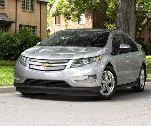 Volt Production to Stop to Ramp up for 2016 Model