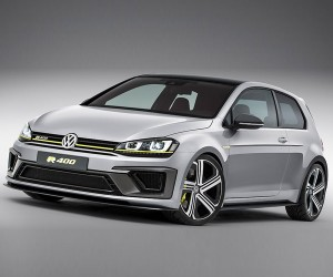 GREAT NEWS! The Golf R 400 Is USA-Bound!