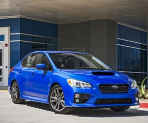 2016 Subaru WRX and STI Get New Features
