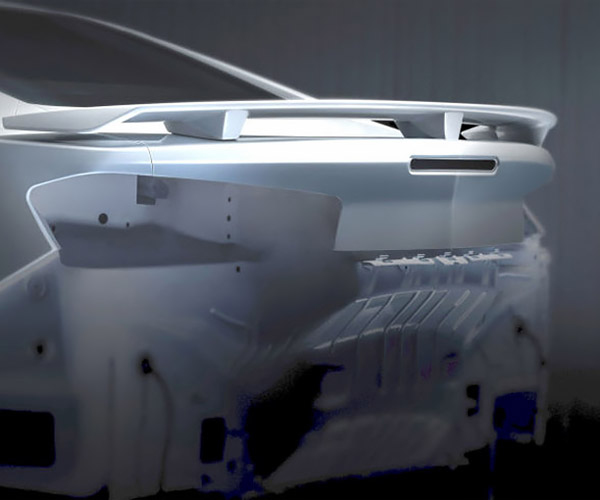 Chevy Teases 2016 Camaro Body Parts