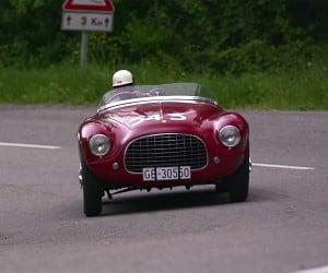 Driving a 1952 Ferrari 212 Barchetta