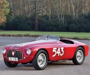 1952 Ferrari Goes for More Than $7 million