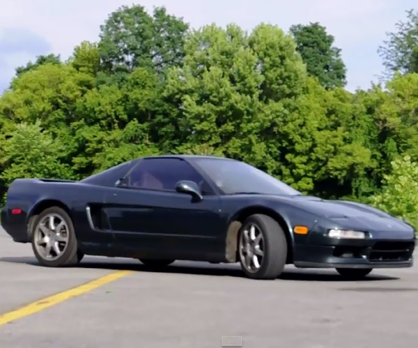 Regular Car Reviews: 1994 Acura NSX