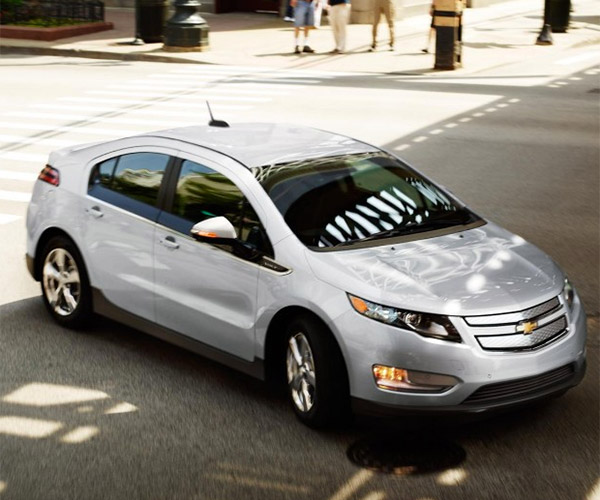 Chevy Still Has 6,000 Unsold 2015 Volts