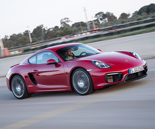 U.S. Porsche Boxster and Cayman to Get Turbo Four