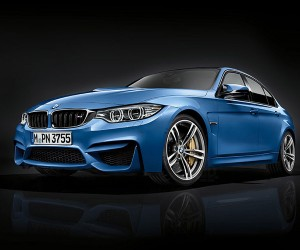 2016 BMW M3 Gets Tweaks