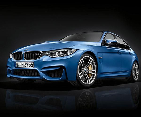 2016 BMW M3 Gets Tweaks