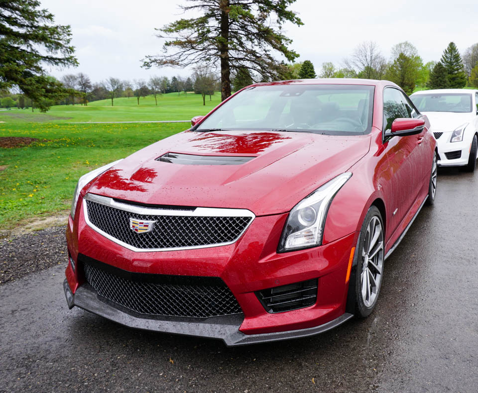 first drive review 2016 cadillac ats v 95 octane. Black Bedroom Furniture Sets. Home Design Ideas