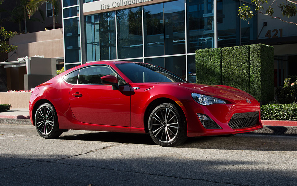 Scion Tweaks FR-S for 2016, Announces Pricing
