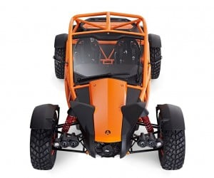 You'll Want to Wander the Earth in the Ariel Nomad