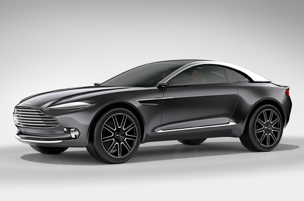 Aston Martin Planning a Ton of New Models