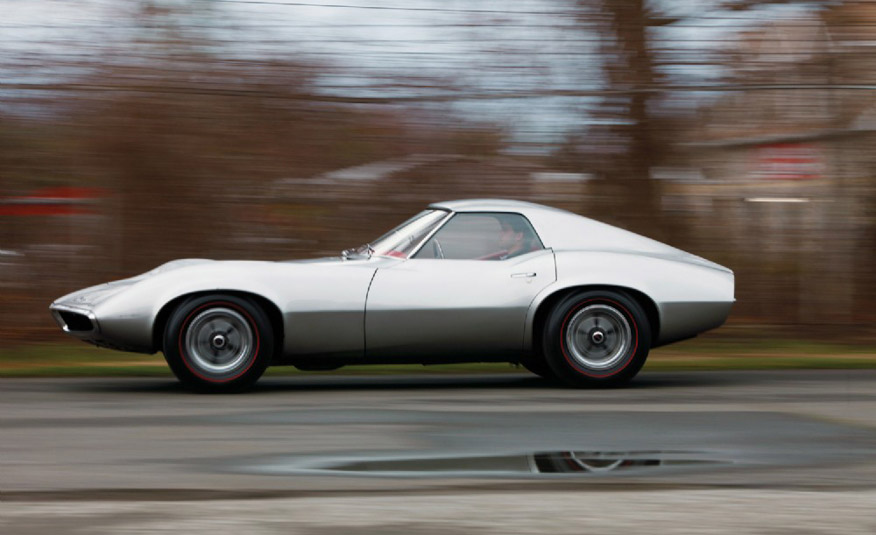 1964 Pontiac Banshee Prototype For Sale Again 95 Octane