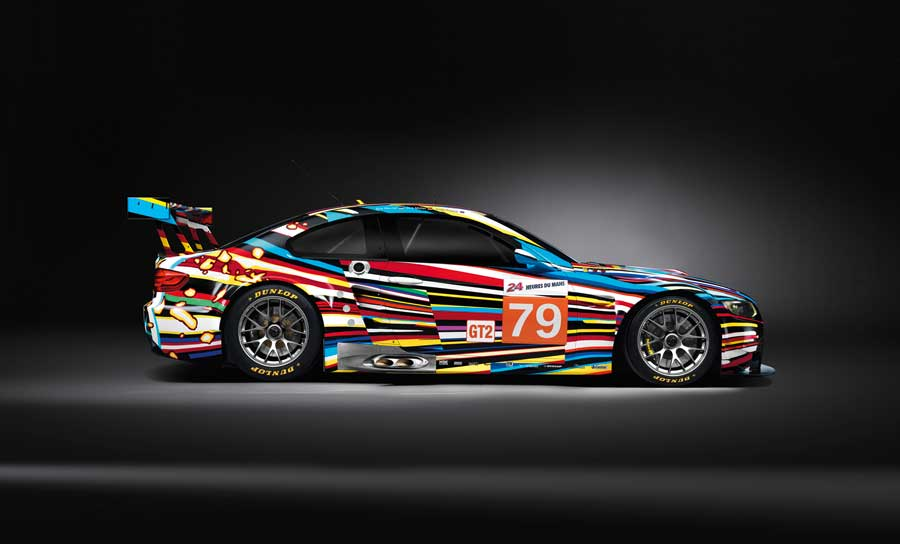 All 17 Fantastical BMW Art Cars on Display in Italy