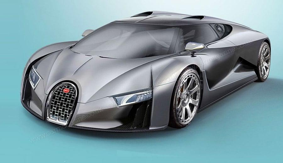 Bugatti Chiron Price Reportedly $2.5 million+