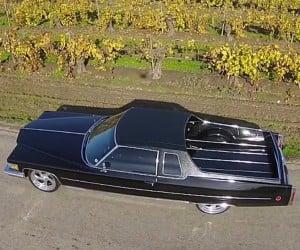 Driving Cadillac's Pickup: The Mirage
