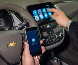 Chevrolet Goes All-in on Android Auto and Apple CarPlay