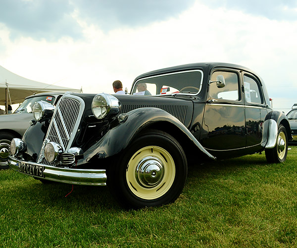 Carspotting: Citroën Traction Avant