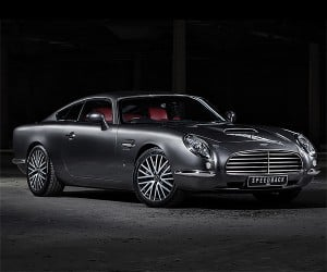 The Beautiful David Brown Speedback GT Is Coming Stateside