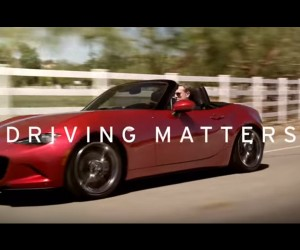 Mazda Ditches 'Zoom-Zoom' for 'Driving Matters'