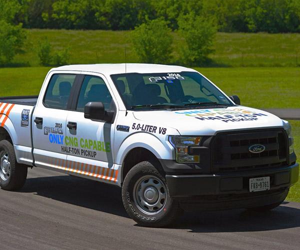 2016 Ford F-150 to Offer CNG/Propane V8 Option