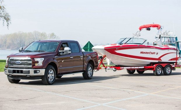 2016 Ford F-150 Gets Pro Trailer Backup System