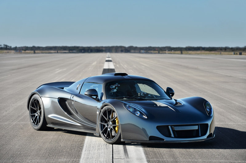 Record Setting Hennessey Venom GT Hits the Market