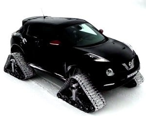 This Week In Off-Brand Top Gear: Juke NISMO RSnow vs. Dog Sled