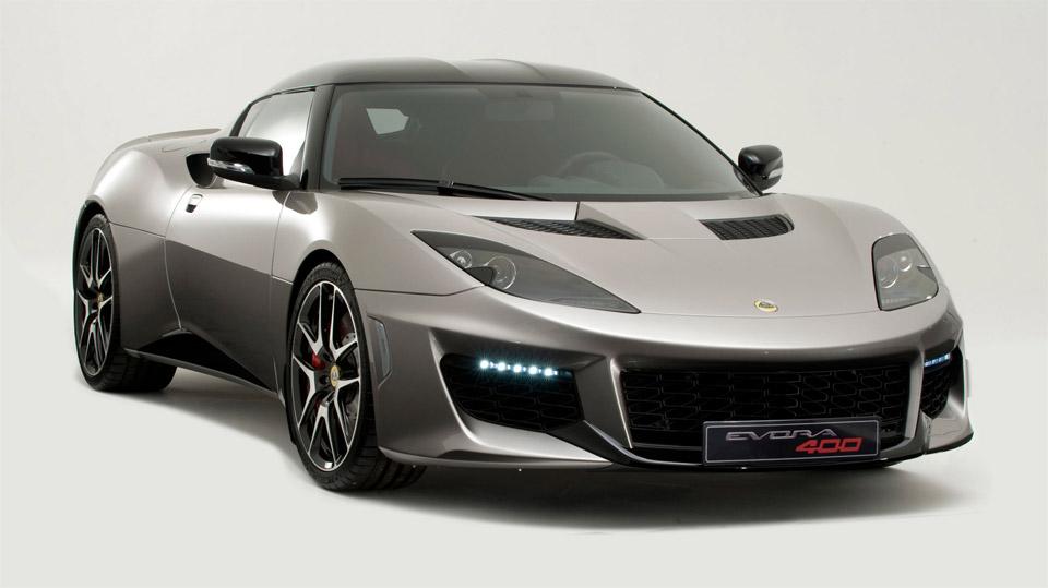 Lotus Evora 400 US Pricing Announced